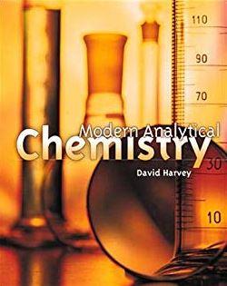 دانلود حل المسائل کتاب شیمی تجزیه دیوید هاروی