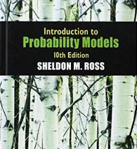 دانلود حل المسائل کتاب مدل های احتمالاتی شلدون روس Sheldon Ross
