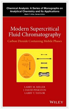 دانلود کتاب کروماتوگرافی سیال فوق بحرانی مدرن دی اکسید کربن حاوی فاز های متحرک