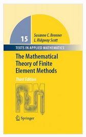 دانلود کتاب نظریه ریاضی روش های المان محدود سوزان برنر Susanne Brenner