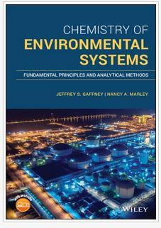 دانلود کتاب شیمی سیستم های محیطی اصول بنیادی و روش های تحلیلی Jeffrey Gaffney