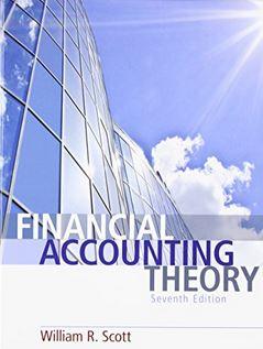 دانلود حل المسائل کتاب حسابداری مالی ویلیام اسکات William Scott