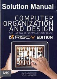 دانلود حل المسائل کتاب طراحی کامپیوتری دیوید پترسون David Patterson