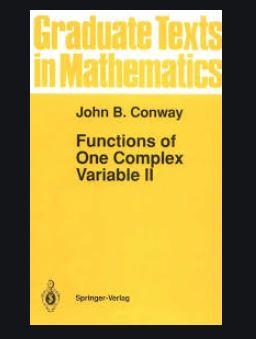 دانلود حل المسائل کتاب توابع با یک متغیر مختلط جان کانوی John Conway