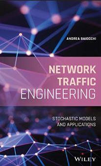 دانلود کتاب مهندسی ترافیک شبکه Andrea Baiocchi