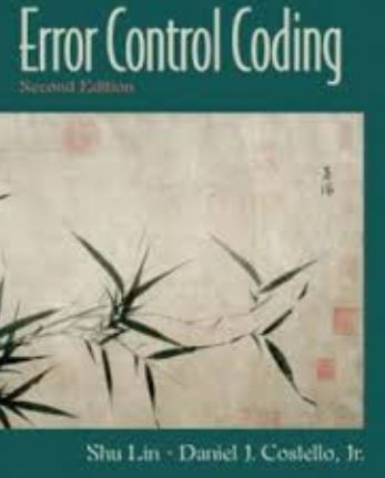 دانلود حل المسائل کتاب کدنویسی کنترل خطا شو لین SHU LIN