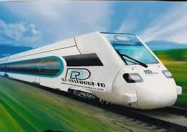 پروژه حمل و نقل ریلی