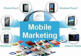 روابط عمومی ، بازاریابی وتبلیغات با استفاده از تلفن همراه