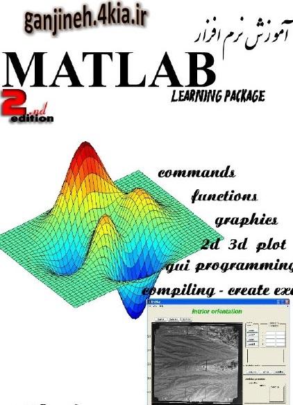 جزوه آموزشی نرم افزار متلب (MATLAB)