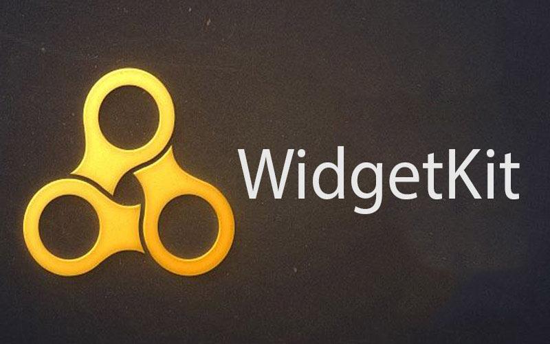 Widgetkit  V2.7.7 - کامپوننت ابزار گرافیکی جوملا