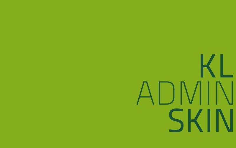KL Admin Skin 3.3.0 - پلاگین ویرایش و شخصی سازی قالب مدیریت جوملا