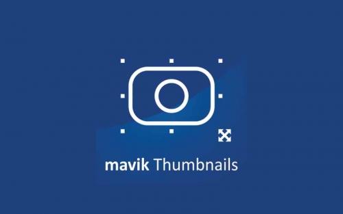 mavik Thumbnails 2.1.9 - پلاگین ایجاد تصاویر بندانگشتی برای مطالب