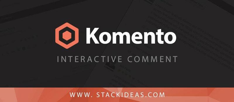 Komento Pro V2.0.10 - کامپوننت فارسی مدیریت نظرات