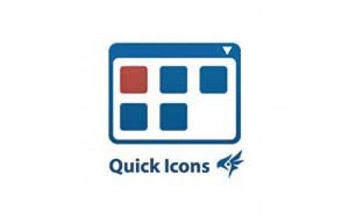 Asikart QuickIcons Pro  V2.0.6 - کامپوننت افزودن آیکون های دسترسی سریع به کنترل پنل جوملا