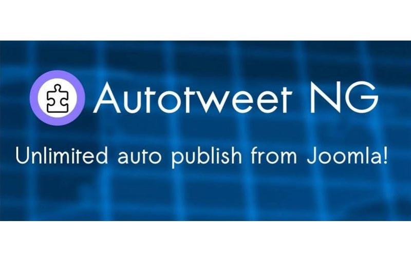 AutoTweet NG Pro V 8.1.0 - کامپوننت اشتراک گذاری مطالب در شبکه های اجتماعی