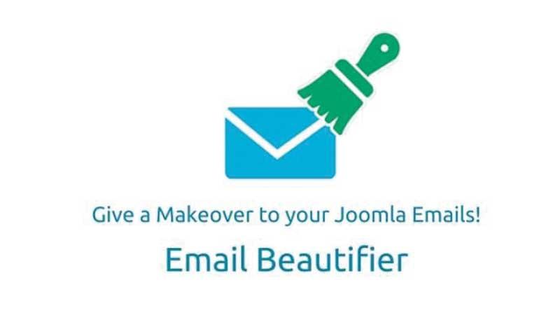 Email Beautifier v1.6.3 - کامپوننت فارسی زیبا واصلاح کننده ایمیل های جوملا