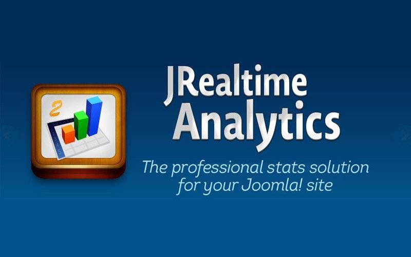 JRealtime Analytics V3.3 - دانلود کامپوننت فارسی نمایش آمار لحظه ای جوملا
