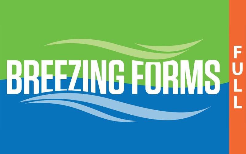 Breezing Forms 1.8.7.885 - دانلود کامپوننت فرم ساز به همراه افزونه های جانبی