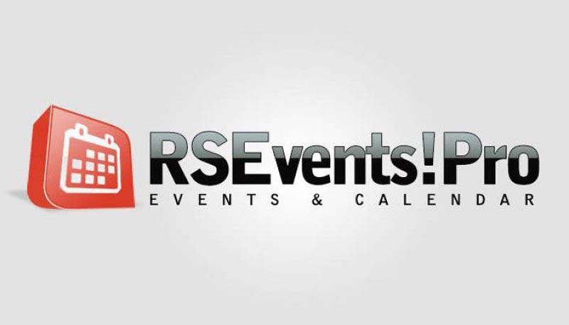 RSEvents Pro V1.10.11 - دانلود کامپوننت مدیریت رویداد به همراه افزونه های جانبی