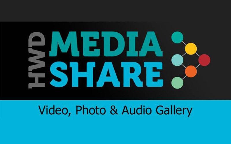 HWD MediaShare V2.0.5 - کامپوننت فارسی گالری رسانه  و همه افزونه های جانبی
