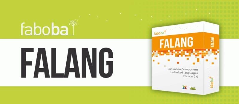 FaLang V2.6.0  - دانلود کامپوننت مدیریت زبان ها و چند زبانه سازی جوملا