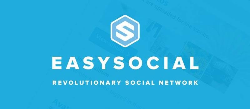 EasySocial V1.4.12 - دانلود کامپوننت فارسی جامعه مجازی و شبکه اجتماعی با فایل زبان تصحیح شده