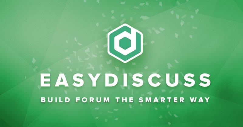 EasyDiscuss V4.0.8 - دانلود کامپوننت پرسش و پاسخ و انجمن ساز