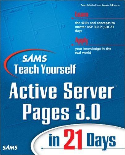 دانلود کتاب آموزشی ASP 3.0 در 21 روز