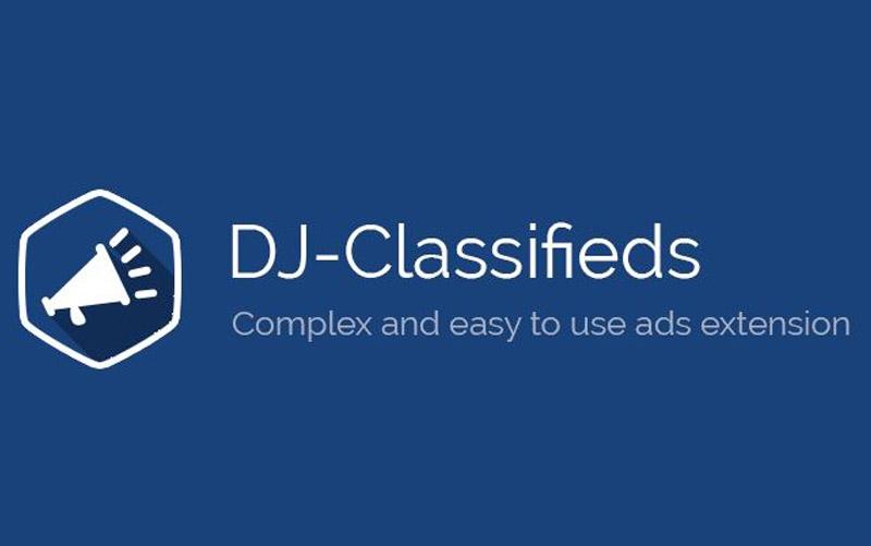 کامپوننت فارسی مدیریت آگهی DJ-Classifieds 3.7.0.3 به همراه