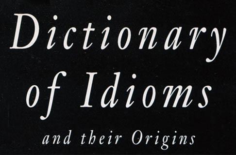 دیکشنری اصطلاحات انگلیسی