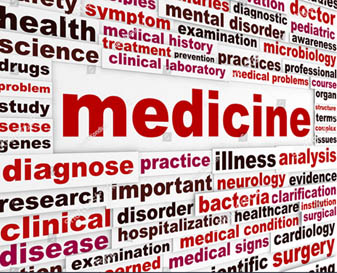 پی دی اف کلمات و اصطلاحات پزشکی انگلیسی با ترجمه فارسی