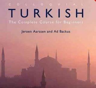 کتاب آموزش ترکی استانبولی محاوره ای Colloquial-Turkish