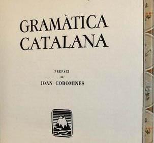 گرامر زبان کاتالان. پی دی اف. آموزش به زبان اسپانیایی