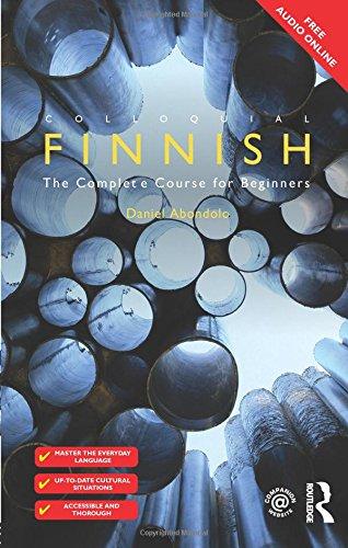کتاب آموزش زبان عامیانه (محاوره ای) فنلاندی برای مبتدی ها