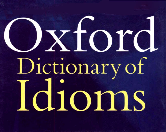 دیکشنری آکسفورد - اصطلاحات زبان انگلیسی