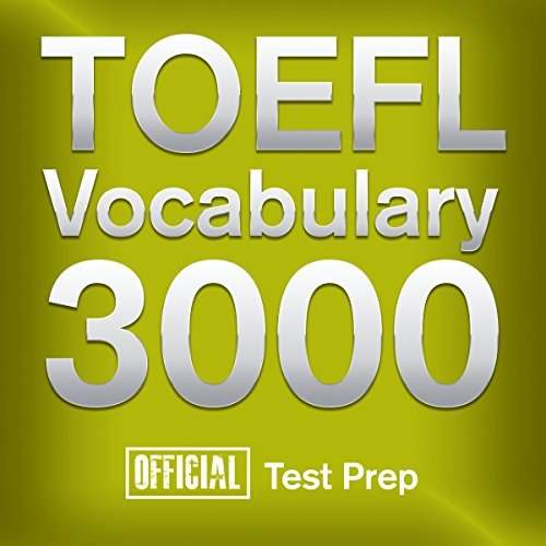 مجموعه صوتی Official TOEFL Vocabulary 3000
