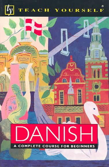 کتاب خودآموز زبان دانمارکی به همراه فایل های صوتی