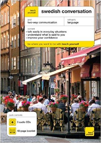 کتاب خودآموز مکالمات زبان سوئدی