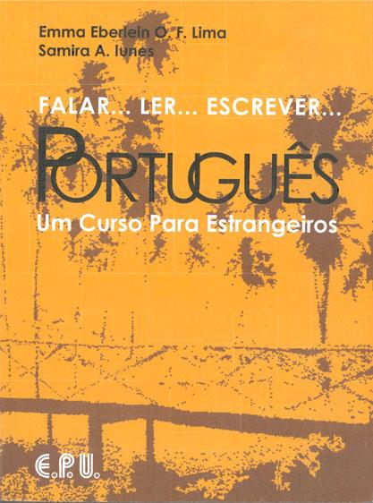 کتاب آموزش زبان پرتغالی به زبان اصلی