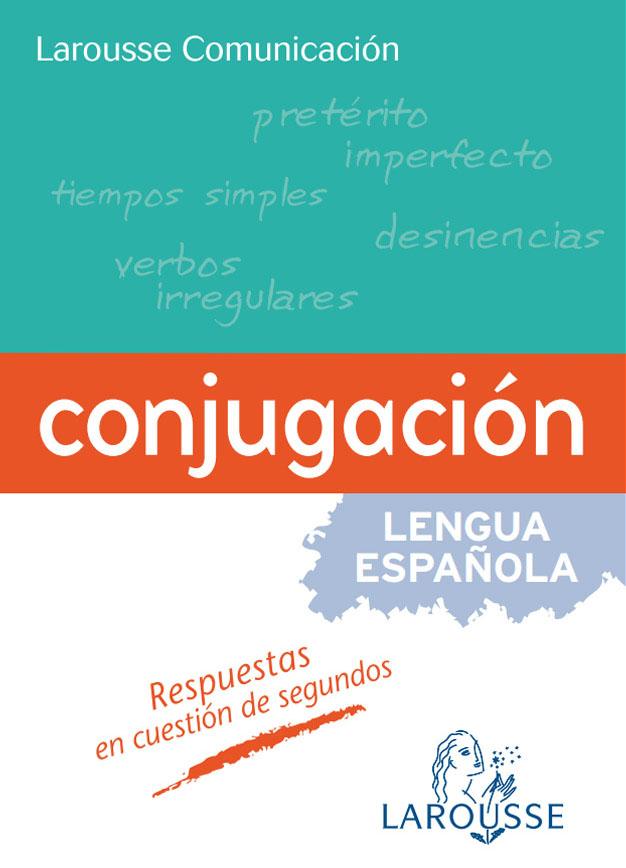 کتاب آموزش صرف افعال اسپانیایی