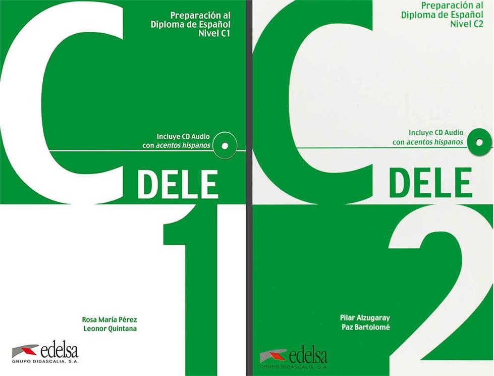 کتاب preparación al diploma de español - nivel C1-C2