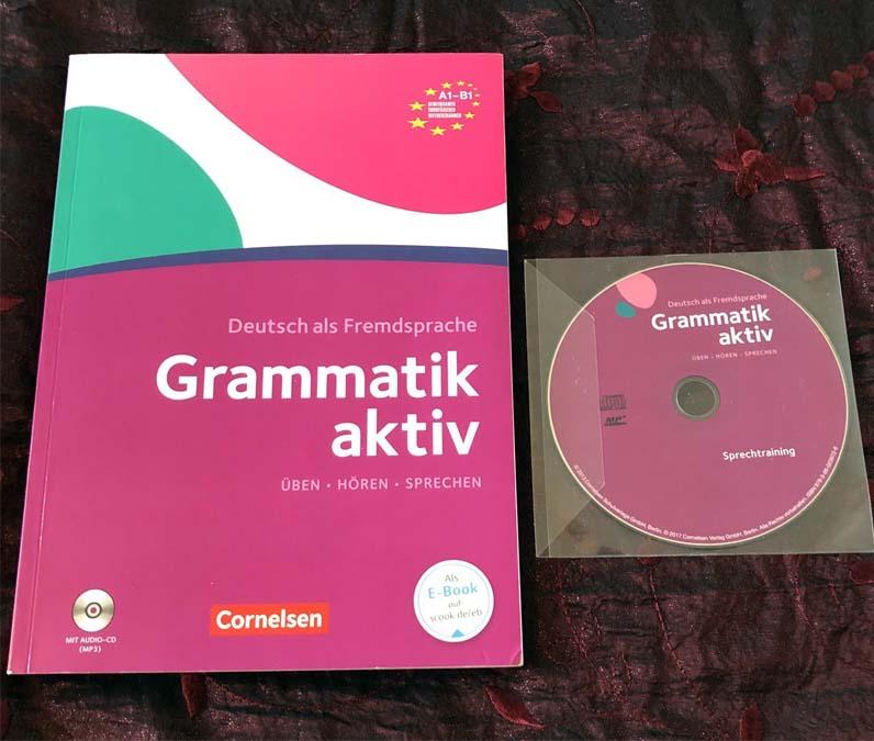 کتاب آموزش قواعد زبان آلمانی Grammatik aktiv A1-B1