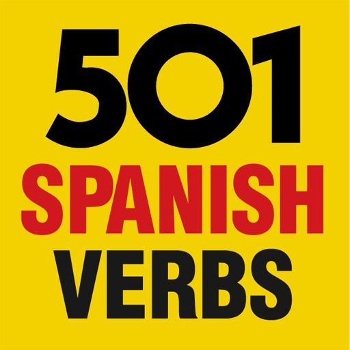 کتاب 501 فعل اسپانیایی. صرف افعال به همراه مثال