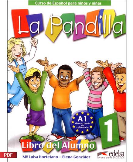 کتاب آموزش اسپانیایی برای کودکان به همراه فایل های صوتی