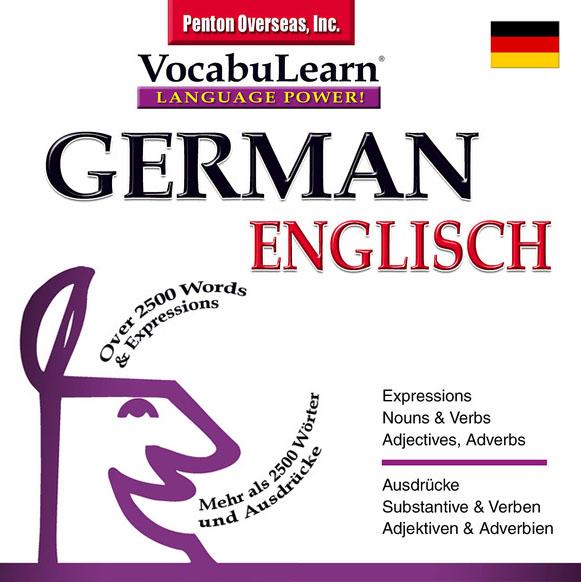 لغات و اصطلاحات ضروری زبان آلمانی Vocabulearn German
