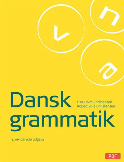 کتاب دستور زبان دانمارکی به زبان اصلی