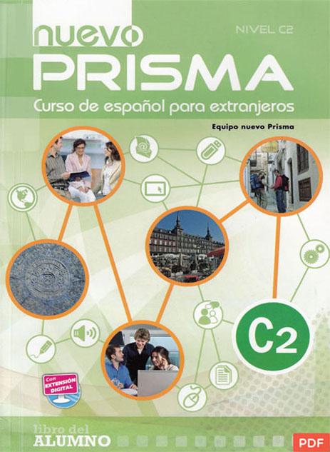 کتاب Nuevo Prisma C2