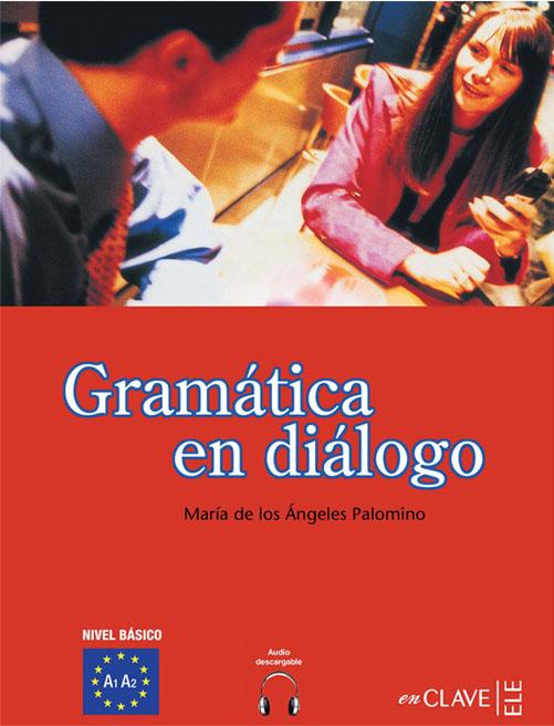 کتاب یادگیری گرامر اسپانیایی با مکالمه Gramática en diálogo
