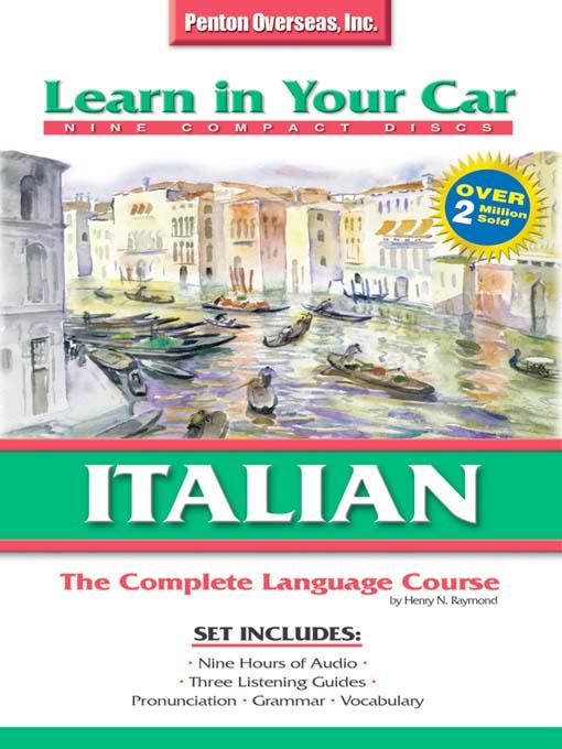 آموزش صوتی زبان ایتالیایی learn in your car italian