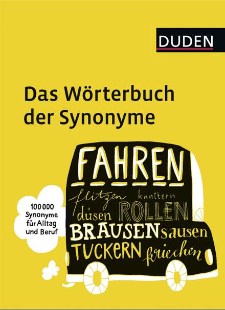 کتاب دیکشنری کلمات مترادف آلمانی Das Wörterbuch Der Synonyme